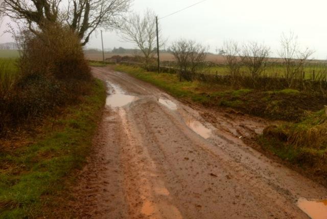Even muckier roads