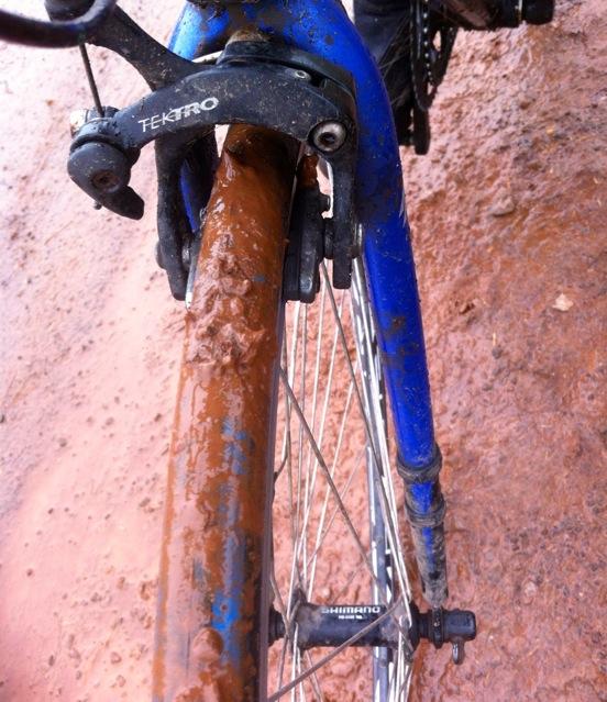 Mucky bike