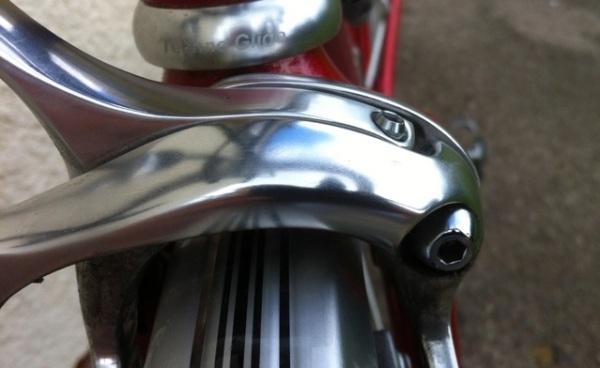 Simple chrome brakes