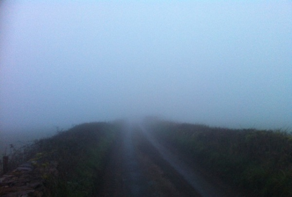 Cycling into a cloud