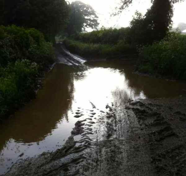 Muddy rides
