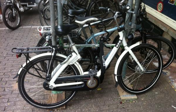 Hotel bike