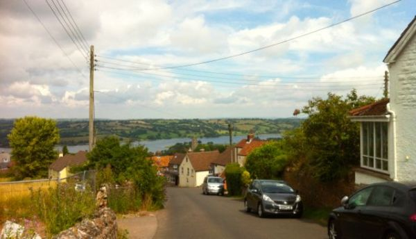 Towards Blagdon